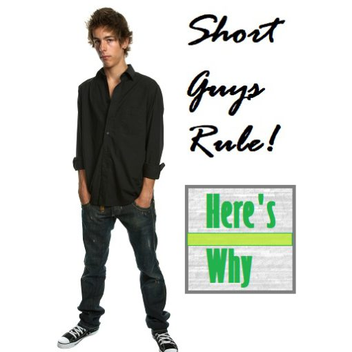 Advantages To Being A Short Guy