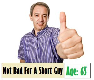 Benefits To Being A Short Man