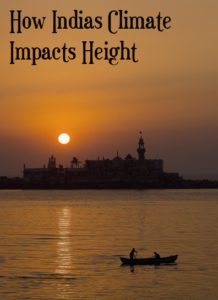 How Indias CLimate Impacts Population Height
