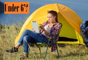 Best Camping Chairs Short People